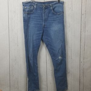Levi's 501 32×30 button fly